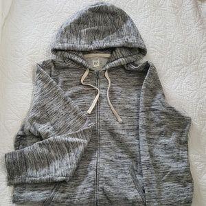 Mens GAP XL zip up hoodie